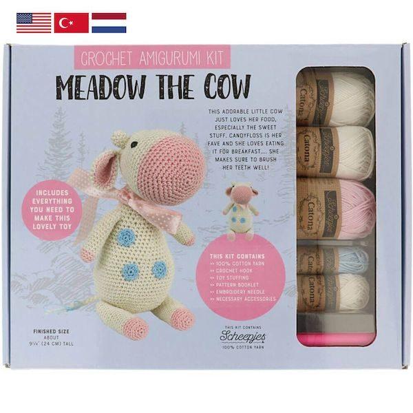 Tuva Haekelkit Meadow the Cow