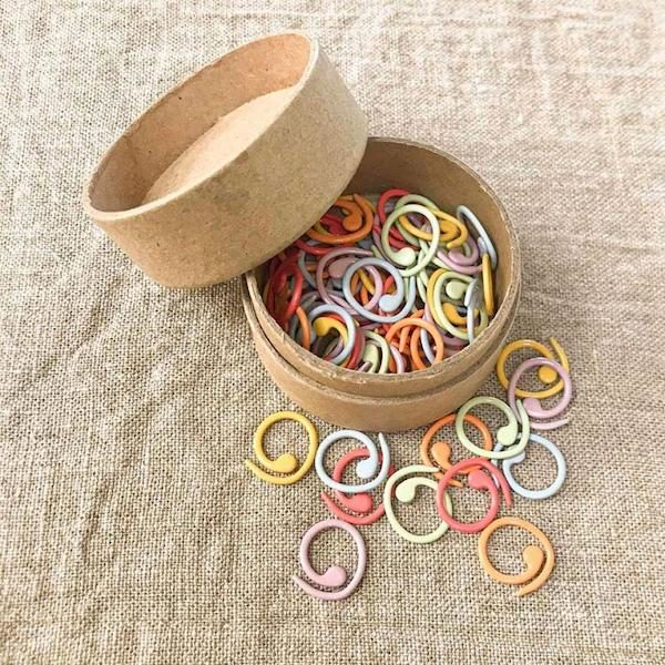 Cocoknits Colored Split Ring Maschenmarkierer