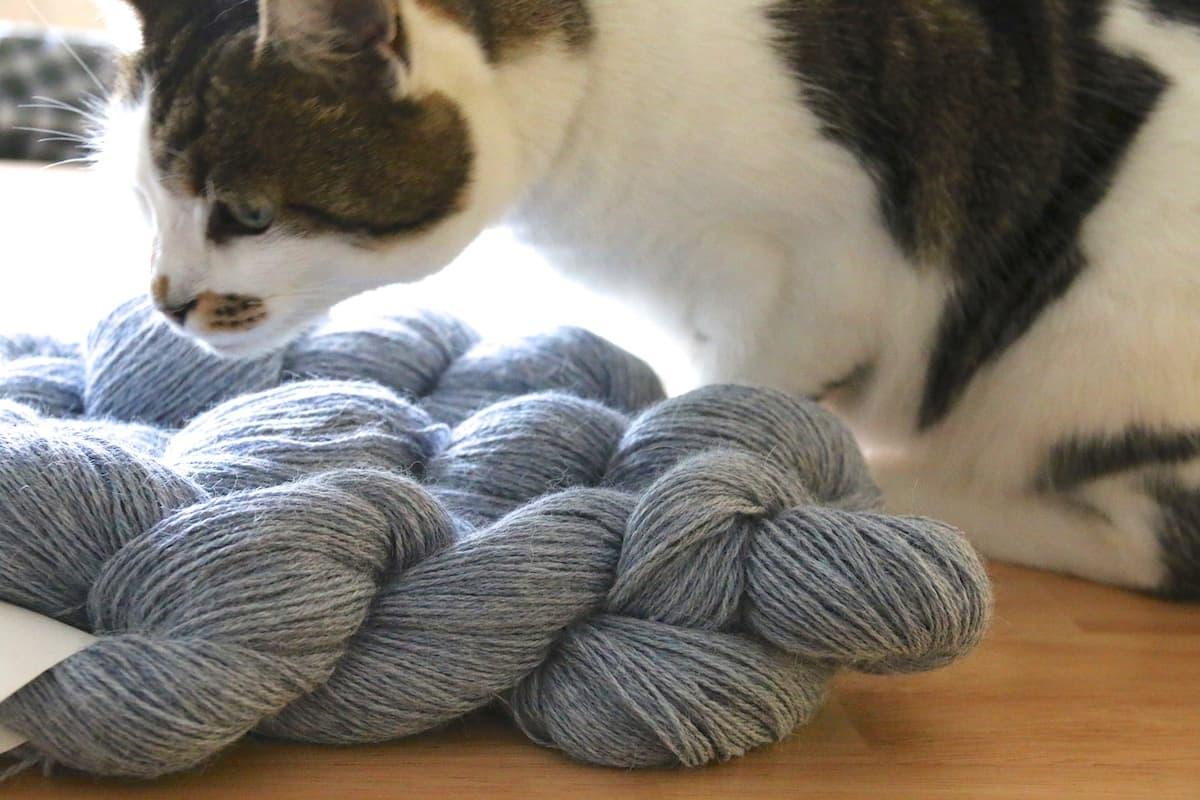 Alpakagarn aus Peru von Kremke Soul Wool