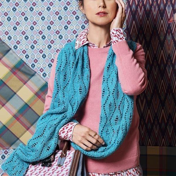 Sashiko Happy Coat MAL | Scheepjes Make-A-Long | CALs & MALs | 600x600