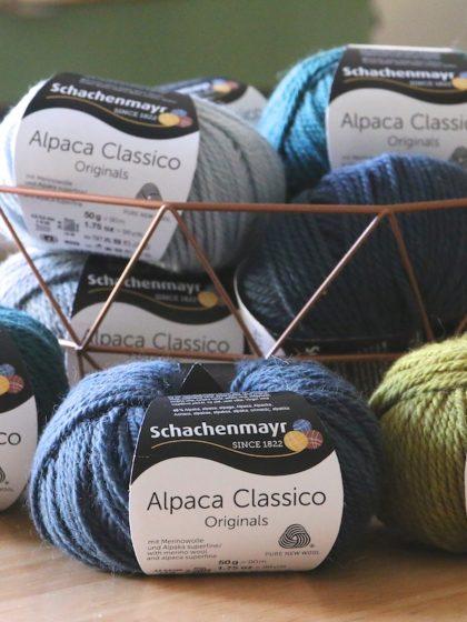 chachenmayr Alpaca Classico Vorstellung