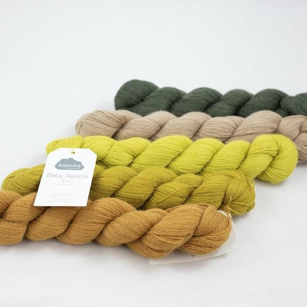 Kremke Soul Wool Baby Alpaka Lace