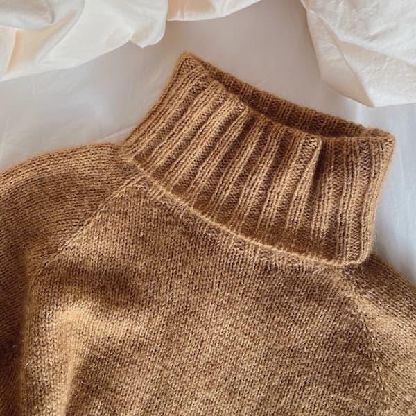Petiteknit Caramelsweater 5