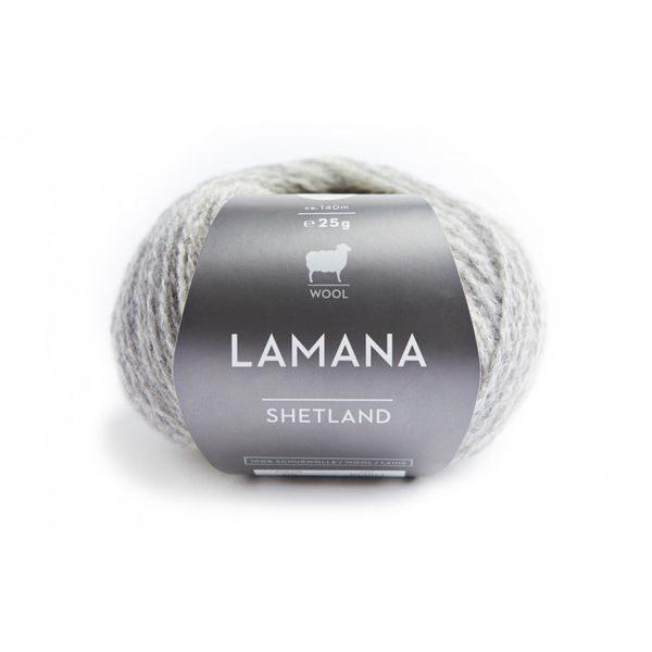 Lamana Shetland