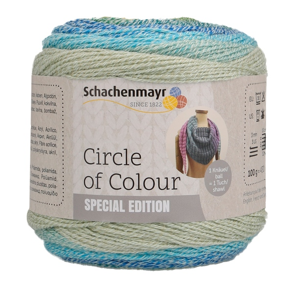 Schachenmayr Circle of Colour